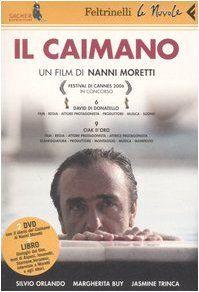 Il Caimano. DVD. Con libro