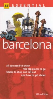 Essential Barcelona (AA Essential S.)