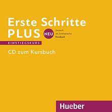 Erste Schritte plus Neu Einstiegskurs: Deutsch als Zweitsprache / Audio-CD