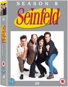 Seinfeld - Season 8 [4 DVDs] [UK Import]