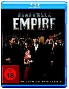 Boardwalk Empire - Staffel 2 [Blu-ray]