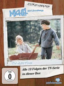 Astrid Lindgren: Michel aus Lönneberga - Alle 13 Folgen der TV-Serie in dieser Box (TV-Edi [3 DVDs]