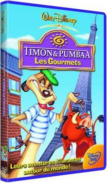 Timon et Pumbaa vol.2 : Les Gourmets [FR Import]
