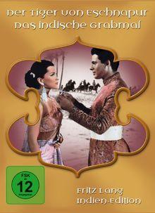 Fritz Lang Indien - Edition [2 DVDs]