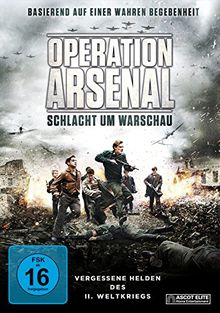 Operation Arsenal - Schlacht um Warschau