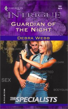 Guardian of the Night (Harlequin Intrigue Series)