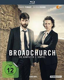 Broadchurch - Die komplette 2.Staffel [Blu-ray]