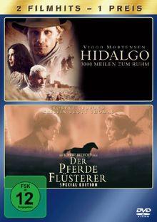 Hidalgo - 3000 Meilen zum Ruhm / Der Pferdeflüsterer, S.E. [2 DVDs]