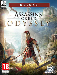 Assassin's Creed Odyssey Gold [Ancien Modèle]