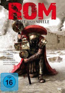 Rom - Blut und Spiele [3 DVDs]
