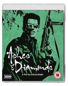 Ashes & Diamonds [Blu-ray] [UK Import]