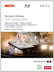 Die Passagierin [Blu-ray]