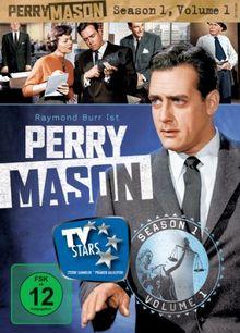 Perry Mason - Season 1, Volume 1 [5 DVDs]