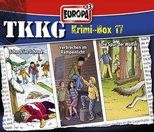 Tkkg Krimi-Box 17