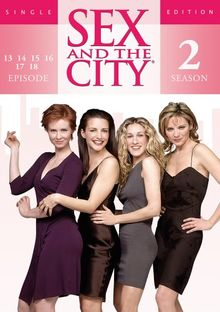 Sex and the City - Season 2, Episode 13-18