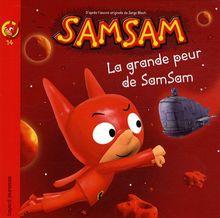 SamSam, Tome 14 : La grande peur de SamSam