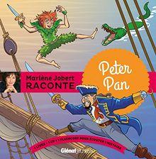 Marlène Jobert raconte : Peter Pan (1CD audio)
