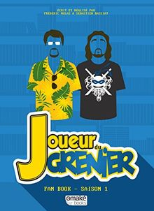 Joueur Du Grenier : Fan book saison 1 (1DVD)