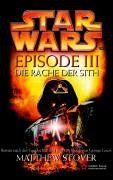 Star Wars Episode III, Die Rache der Sith, Ausg. m. schwarzem Cover