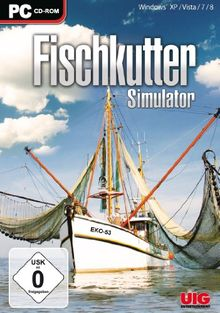 Fischkutter Simulator - [PC]
