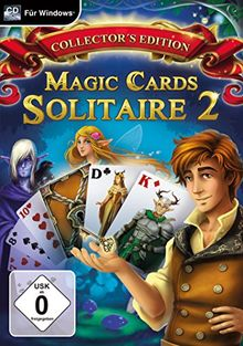 Magic Cards Solitaire 2 - Collector's Edition [PC]