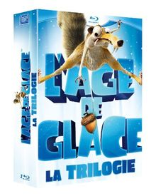 L'Age de glace - La Trilogie - Coffret 3 Blu-ray [FR Import]