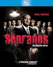 Die Sopranos (BOX) (Deutsche Untertitel)