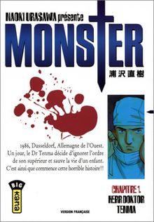 Monster Tome 1 : Herr Doktor Tenma
