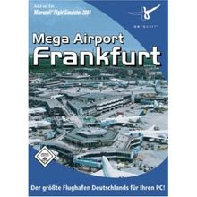 Flight Simulator 2004 - Mega Airport Frankfurt