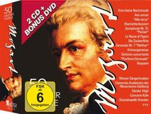 50 Meisterwerke-Mozart
