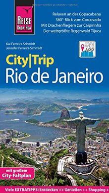 Reise Know-How CityTrip Rio de Janeiro: Reiseführer mit Faltplan und Web-App