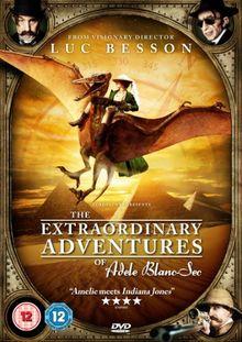 The Extraordinary Adventures of Adèle Blanc-Sec [UK Import]