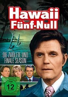 Hawaii Fünf-Null - Season 12 [5 DVDs]