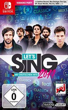 Let's Sing 2019 mit deutschen Hits (Switch)