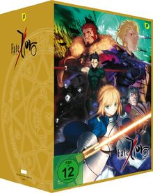 Fate/Zero, Vol. 1 (inkl. Sammelschuber) [Limited Edition] [2 DVDs]