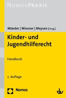 Kinder- und Jugendhilferecht: Handbuch