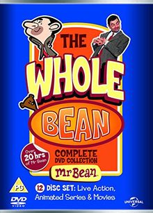 Whole Bean-Complete Collection [DVD] [Import]