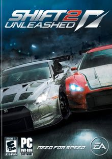 SHIFT 2 UNLEASHED (LIMITED EDITION)