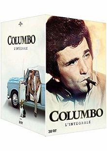 Coffret intégrale columbo, saisons 1 à 12