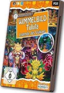 Wimmelbild Tulula - Legende des Vulkans