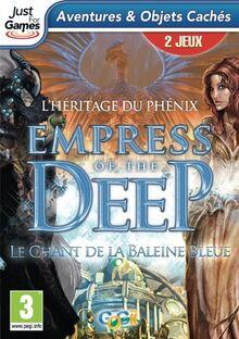 Empress of the deep 3 : island of the phoenix