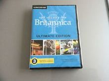 Encyclopedia Britannica 2015 Ult ed DVD