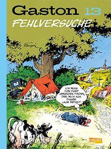 Gaston Neuedition 13: Fehlversuche (13)
