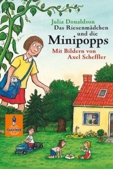 Das Riesenmädchen und die Minipopps (Gulliver)