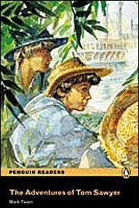 Adventures of Tom Sawyer: Level 1 (Penguin Readers (Graded Readers))