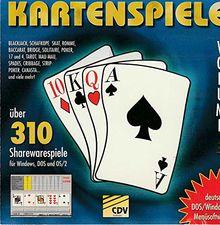 Kartenspiele Volume 3