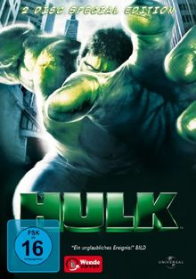 Hulk (2 DVDs) [Special Edition] [Special Edition]