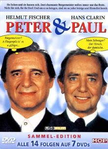 Peter und Paul (1. Staffel, 14 Folgen) (7 DVD / Sammel Edition)