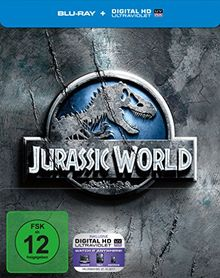 Jurassic World - Steelbook [Blu-ray] [Limited Edition]