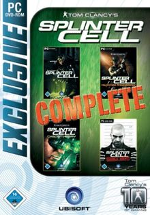 Splinter Cell - Complete Box